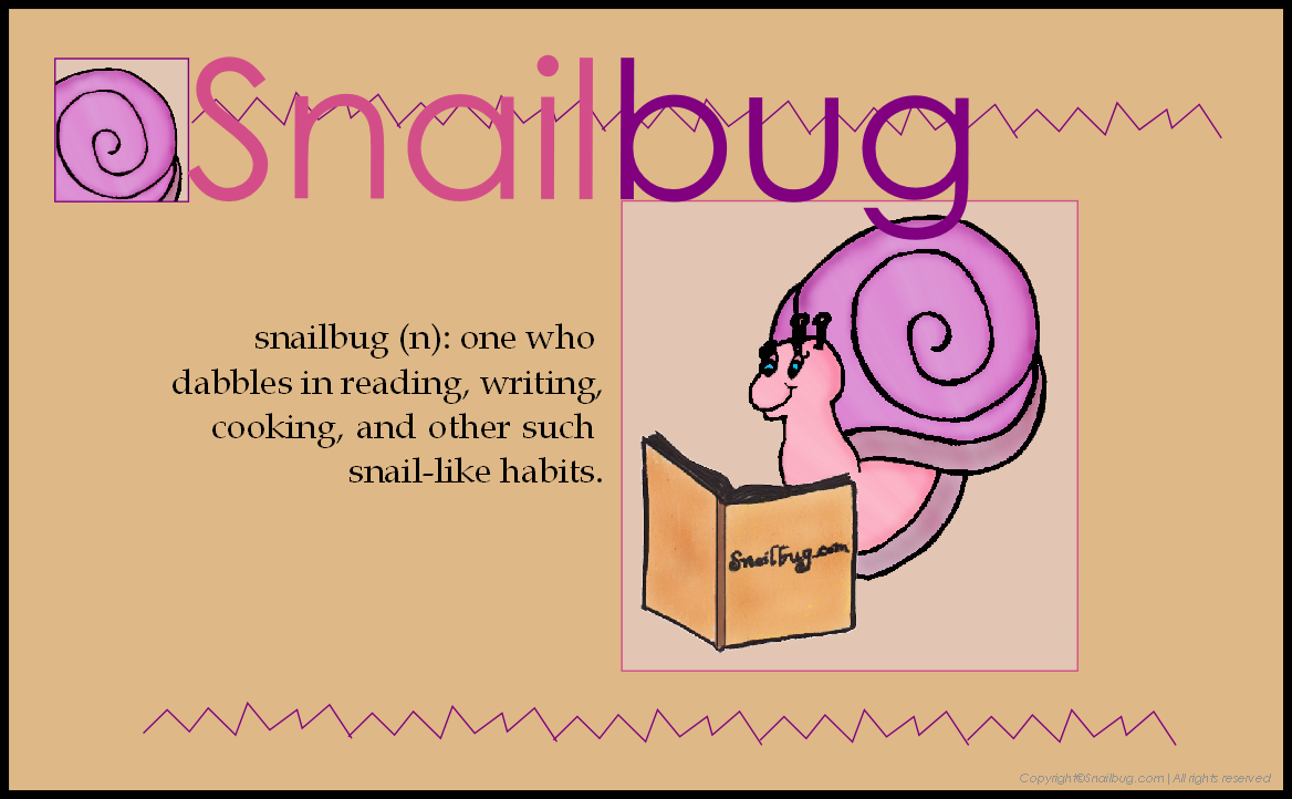Welcome to Snailbug.com